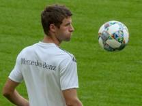Auch Klinsmann fragt nach Müller