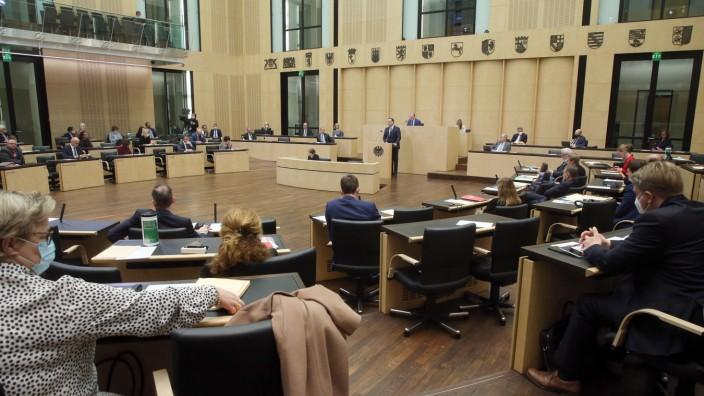 Sondersitzung des Bundesrates zu Corona-Maßnahmen