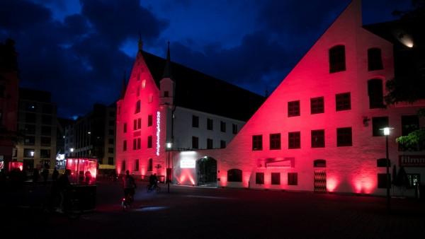 Night of Light in München, 2020
