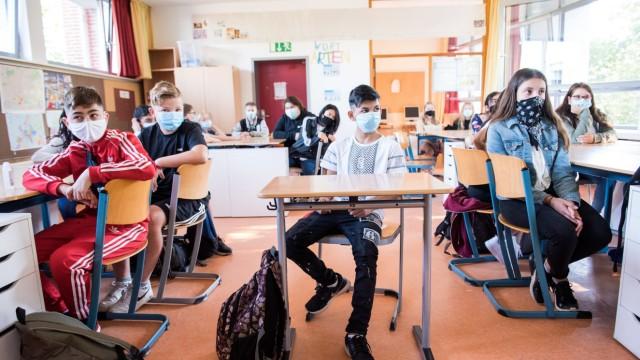 Corona und Schule: Schulunterricht in Hamburg