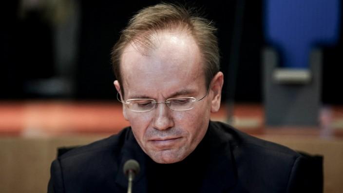 Wirecard: Ex-Chef Markus Braun im Untersuchungsausschuss des Bundestags