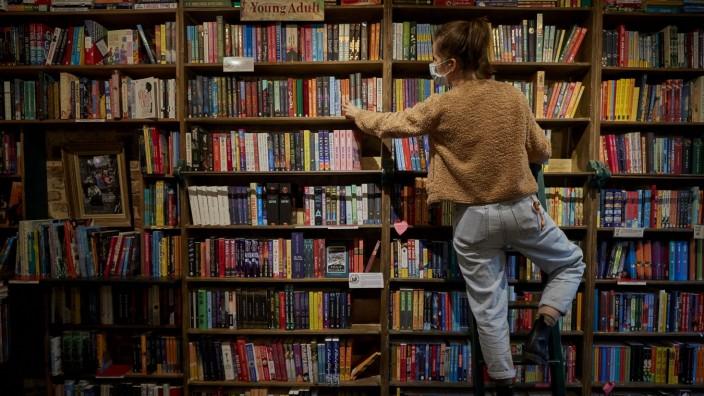 Second Generation Bookstore Risks Closure In Coronavirus Lockdown