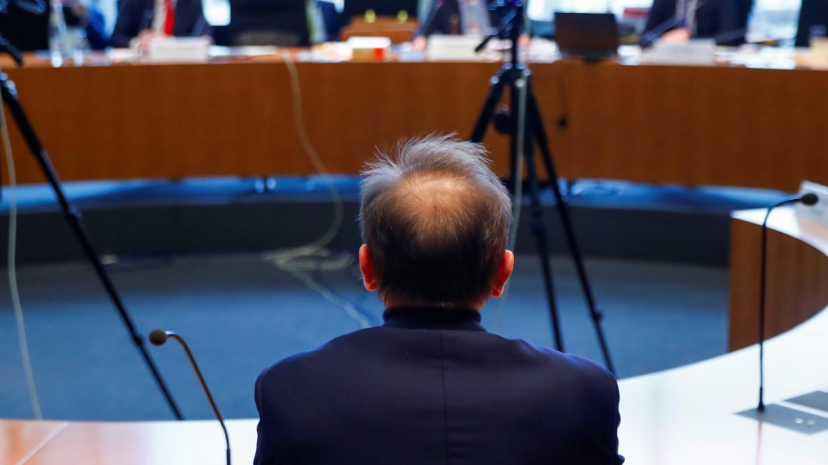 Wirecard: Markus Braun vor Untersuchungsausschuss