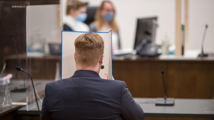 Prozessbeginn gegen mutmaßlichen Rechtsextremisten