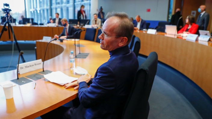 Wirecard-Untersuchungsausschuss