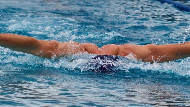 Sport in der Coronakrise - Schwimmtraining