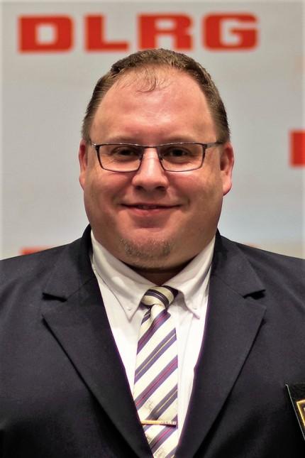 Walter Kohlenz als Vizepräsident der DLRG in Bayern wiedergewählt