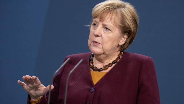 Merkel EU Haushalt Videogipfel