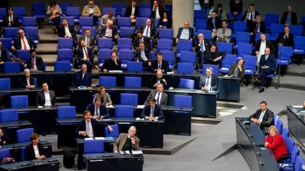 Bundestag AfD Fraktion