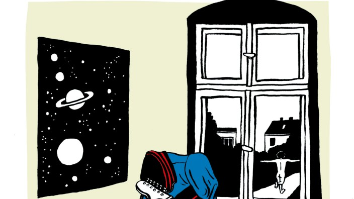 Tocotronic Comic
