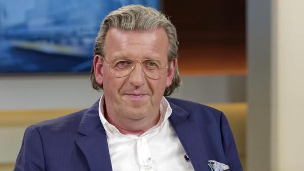 Stefan Wolf 2019 09 15 Berlin Deutschland Stefan Wolf Vorstandsvorsitzender der ElringKlinger AG