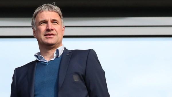 Aufsichtsratsvorsitzender Marco Bode (Werder Bremen) - 1. Fussball Bundesliga Saison 2019-2020 RasenBallsport Leipzig vs; x