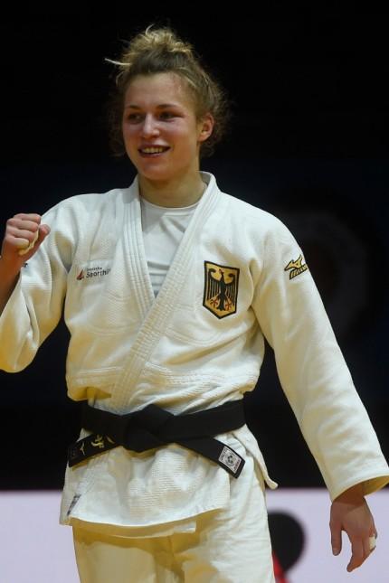 Judo: Theresa Stoll.