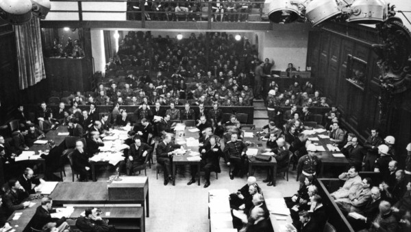 Nürnberger Kriegsverbrecherprozesse