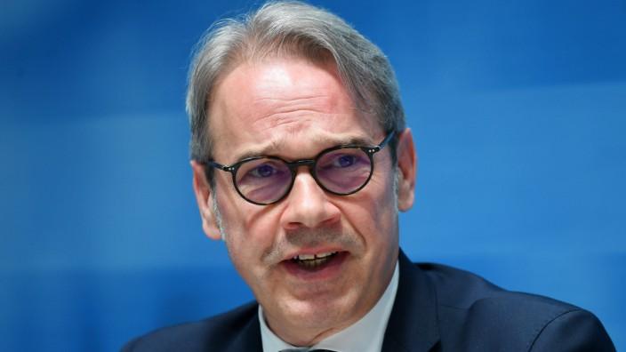Chef der Innenministerkonferenz Georg Maier (SPD)