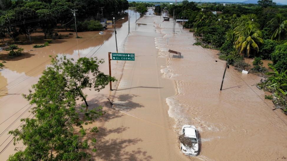 ***BESTPIX*** Aftermath of Hurricane Iota in Honduras