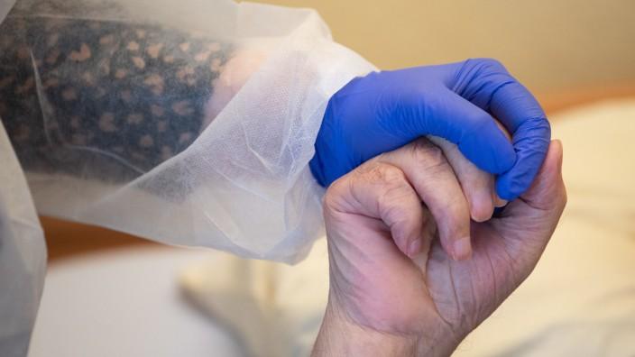 Coronavirus - Altenpflege