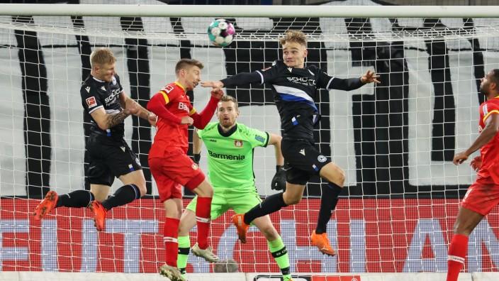 Arminia Bielefeld - Bayer 04 Leverkusen