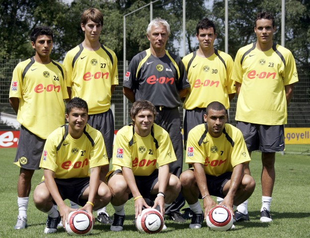 Trainingsauftakt Borussia Dortmund - Neuzugänge