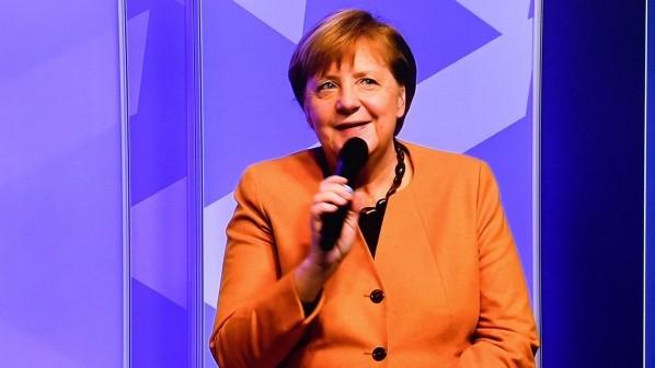 Citizen Dialogue with Merkel in Berlin