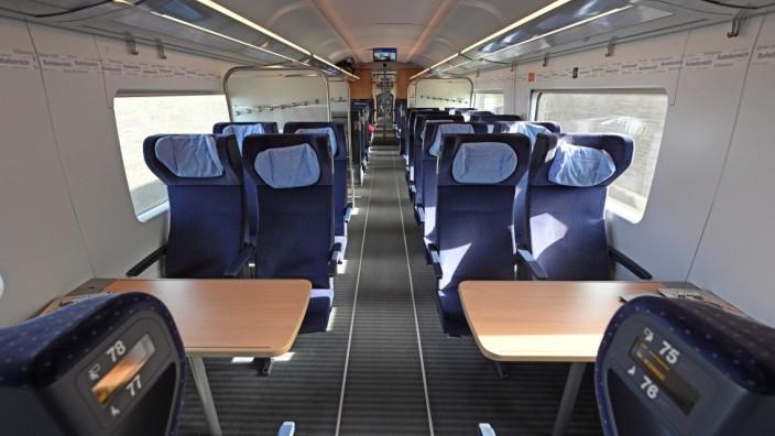 Coronavirus - Bahnreisen