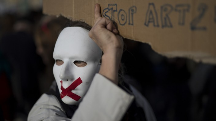 Proteste in Frankreich