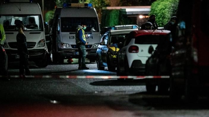 Bonn: Polizeieinsatz nach Schüssen in Meckenheim