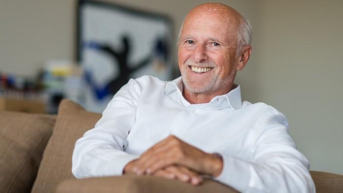Dirk Roßmann wird 70 Jahre alt