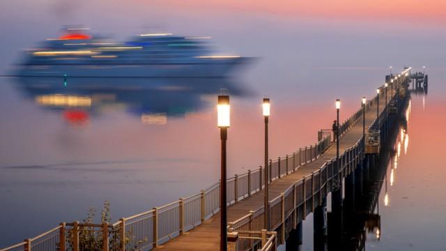 Urteil:Reederei darf Kreuzfahrt auch ohne Reisewarnung absagen