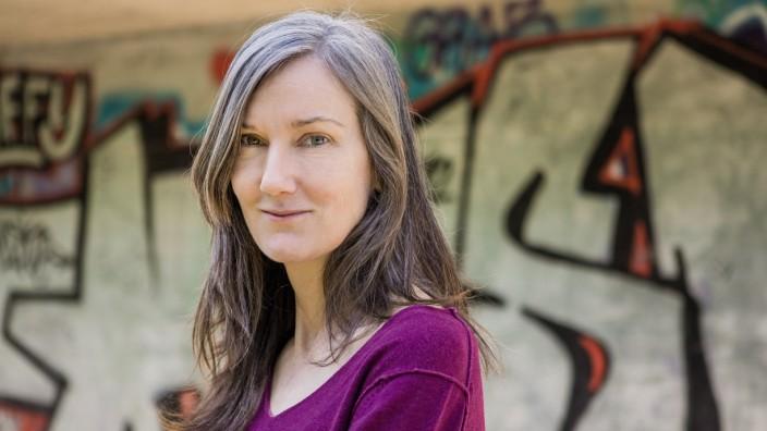 """kostenfreies Autorinnenfoto von Nell Zink zur Rezension ihres Romans """"Das Hohe Lied"""" (c) Francesca Torricelli"""