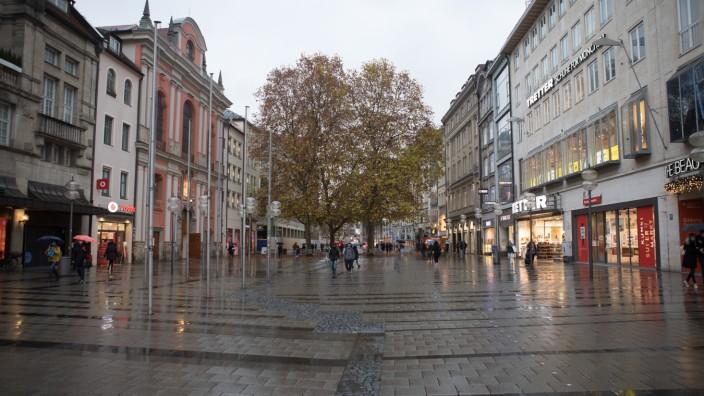 Spaziergang Stadtbäche