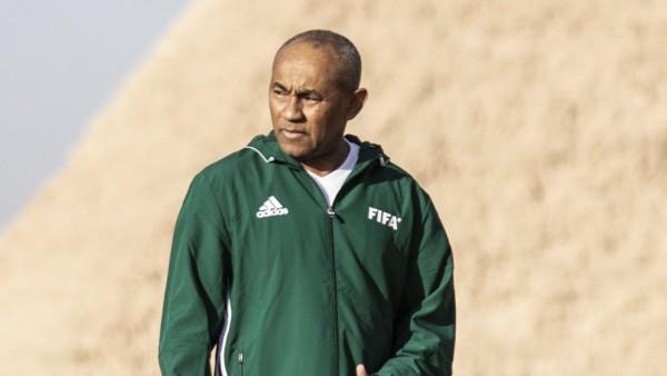 FIFA-Vize und Afrikas Verbandschef Ahmad