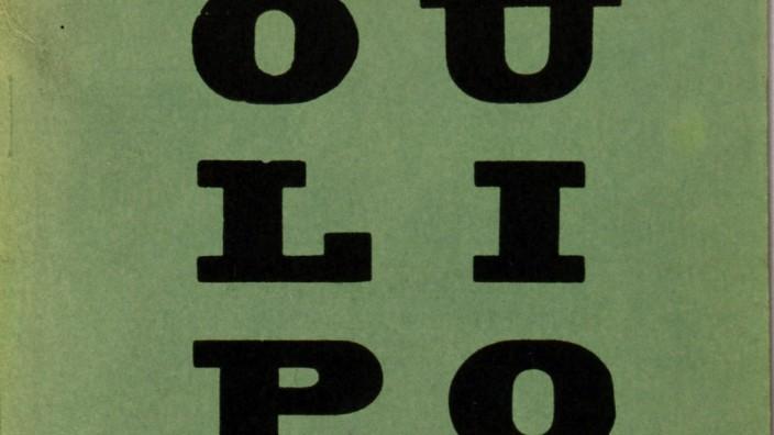 Oulipo Literatur Perec