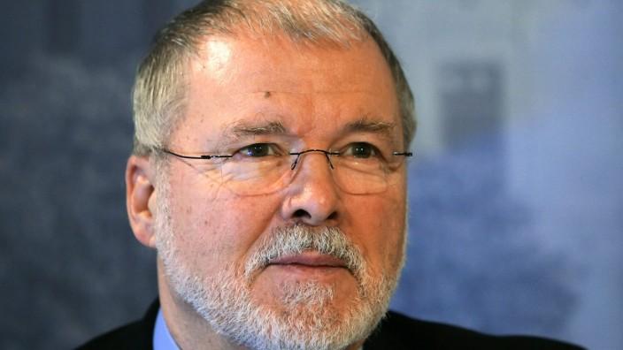 Ministerpräsident Ringstorff gibt Amt zum 3. Oktober auf