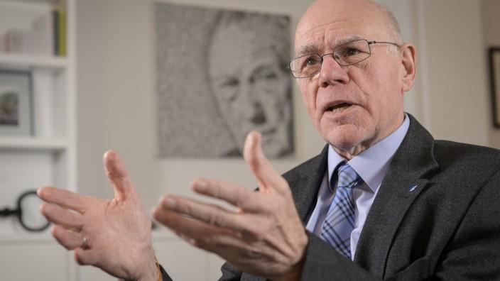 Norbert Lammert, Interview
