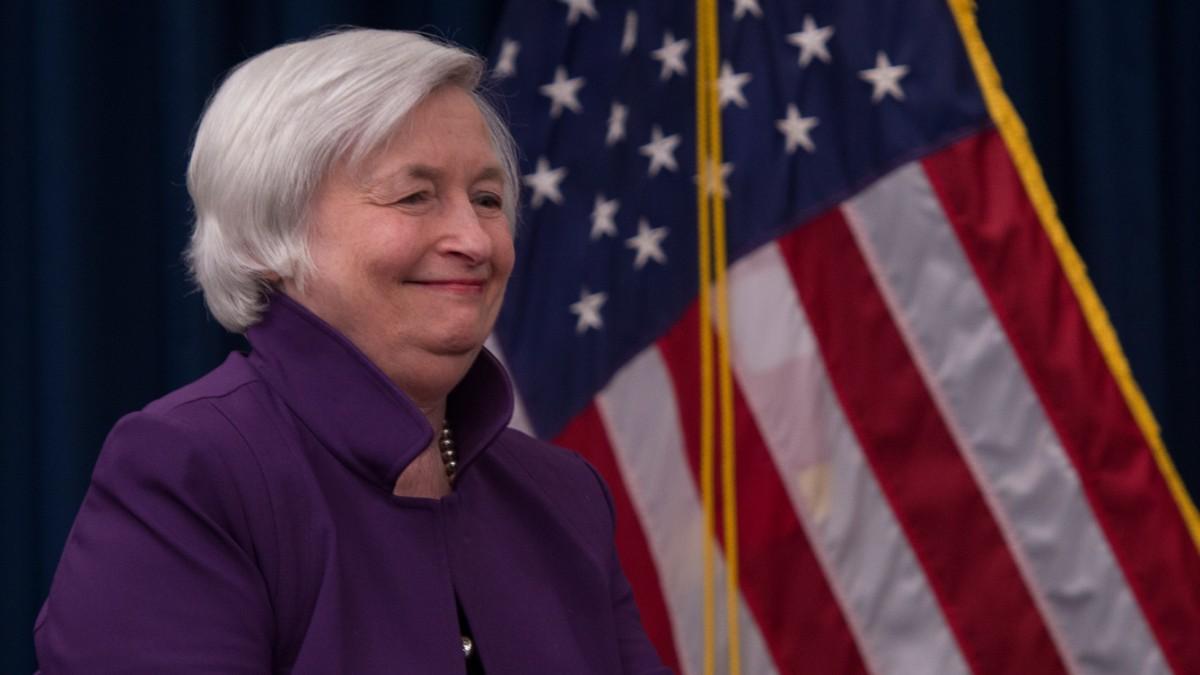 Designierte US-Finanzministerin Yellen: Weltweit respektiert