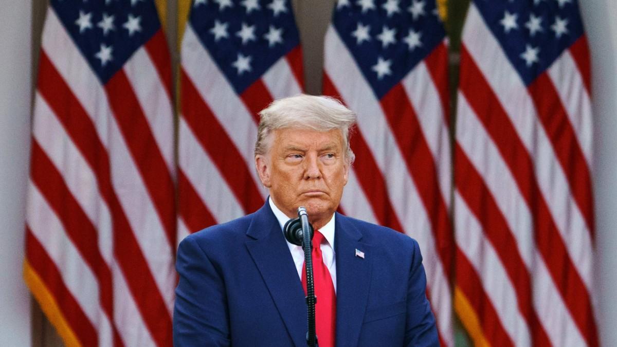 Übergabe an Biden: Maximales Eingeständnis für Trump