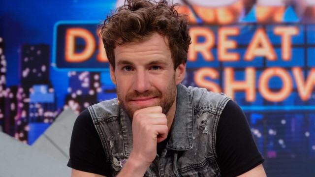 Comedian Luke Mockridge