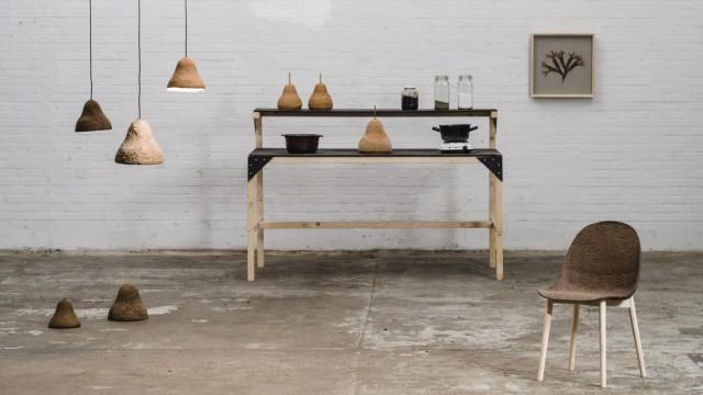 von Projekt Terroir - Möbel aus Algen