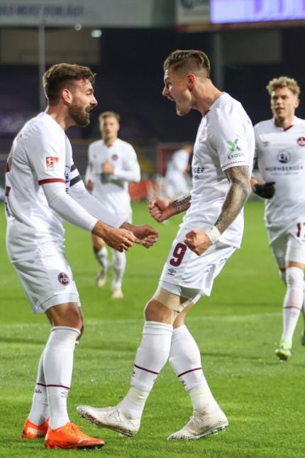 VfL Osnabrück - 1. FC Nürnberg