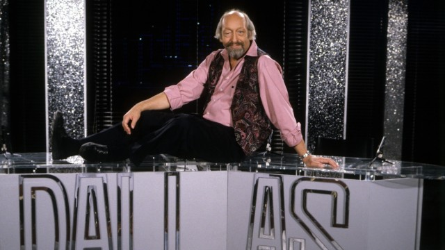 Karl Dall in der Fernsehsendung Dall-As