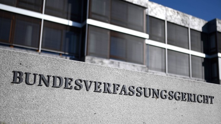 Bundesverfassungsgericht - Versorgungsausgleich bei Scheidung