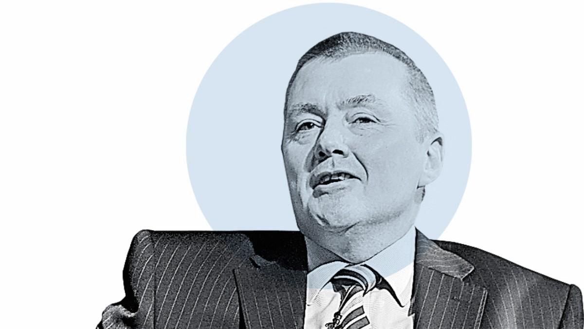 Neuer IATA-Chef Willie Walsh