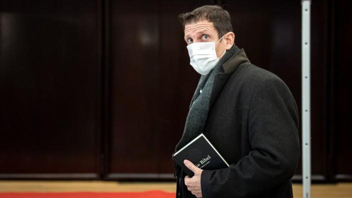 Prozess gegen den Bremer Pastor Olaf Latzel wegen Volksverhetzung