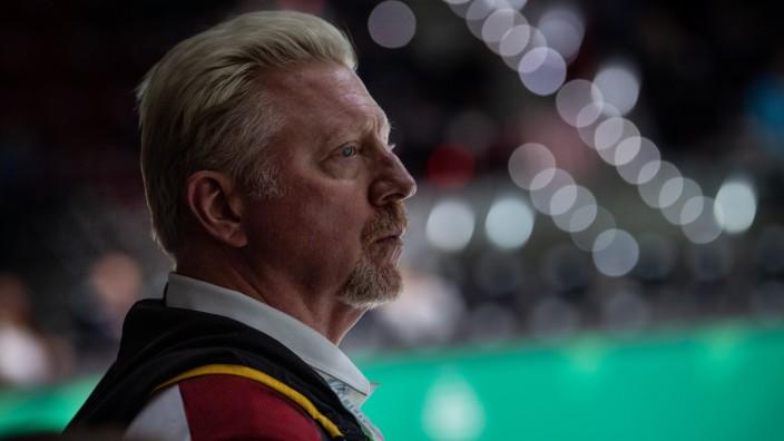 Bilder des Jahres 2019, Sport 11 November Davis Cup Finals 2019 Boris Becker Davis Cup Finals 2019 *** Davis Cup Finals