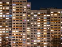 Wohnhochhäuser in Berlin