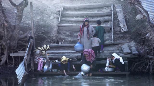 International World Water Day in Kashmir