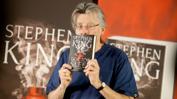 Stephen King in München, 2013