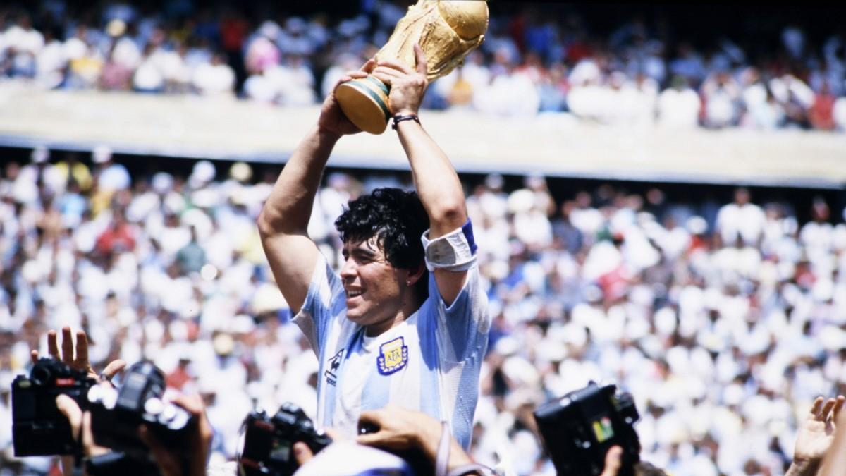 Fußball-Ikone - Diego Maradona ist tot