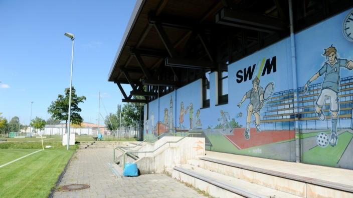 SWM Sportanlage in München, 2019